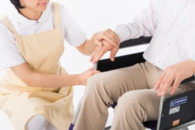 【福祉施設での介護補助】未経験者歓迎☆勤務地・勤
